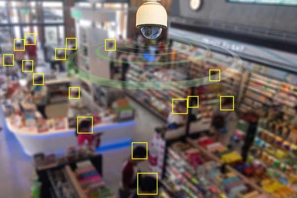 Shop Security Camera